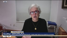 Dallas infectious disease expert answers questions about COVID-19 hospitalizations