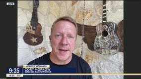 Texas country singer Cory Morrow connects with fans on Facebook