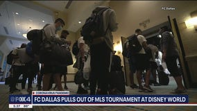 FC Dallas drops out of MLS is Back tournament due to COVID-19