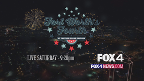Fort Worth fireworks display to take place, but people asked to stay home to watch