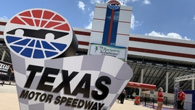 Fans allowed at Texas Motor Speedway; 1st major sporting event that's open to fans in Texas since COVID-19