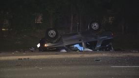 Driver killed in Dallas rollover crash