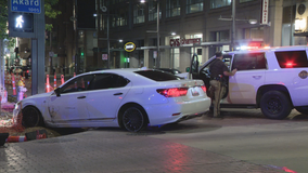 Man leads Kaufman County deputies on high-speed chase into Downtown Dallas