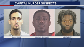 3 men facing capital murder charges for 2017 Plano murder