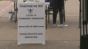 Free COVID-19 testing at Dallas-area churches expanded