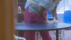 Parents concerned as COVID-19 cases surge at childcare centers