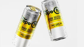 Topo Chico hard seltzer to hit U.S. shelves in 2021