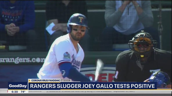 Joey Gallo tests positive, Rangers facing challenges as season starts
