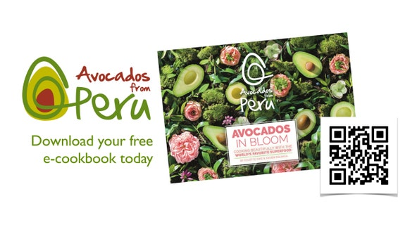 Avocados From Peru - The Summer Avocado