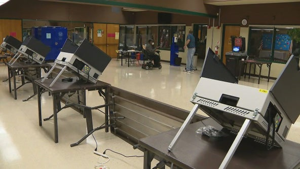 Amid growing coronavirus concerns, North Texans head to the polls for primary runoff