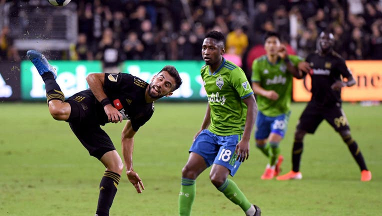 Seattle Sounders v Los Angeles FC - Western Conference Finals