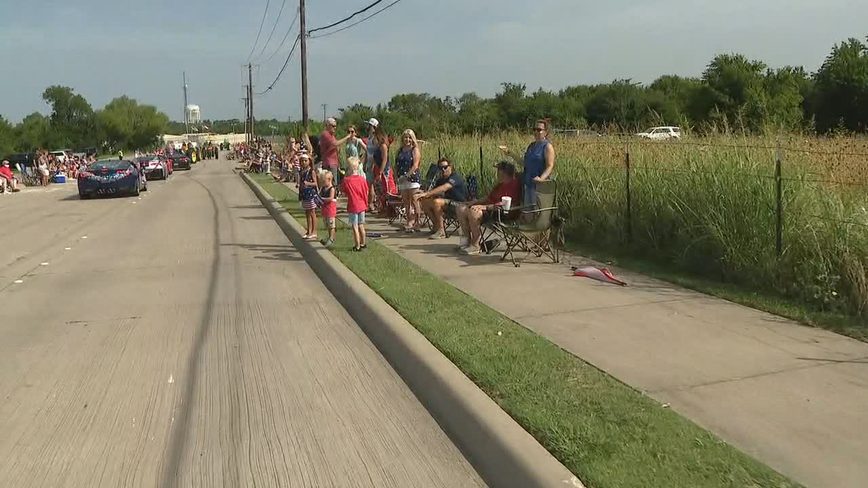 As some North Texas Fourth of July celebrations are scaled back, some go on as planned