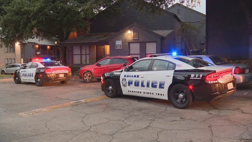 Female fatally shot at Lake Highlands apartment complex