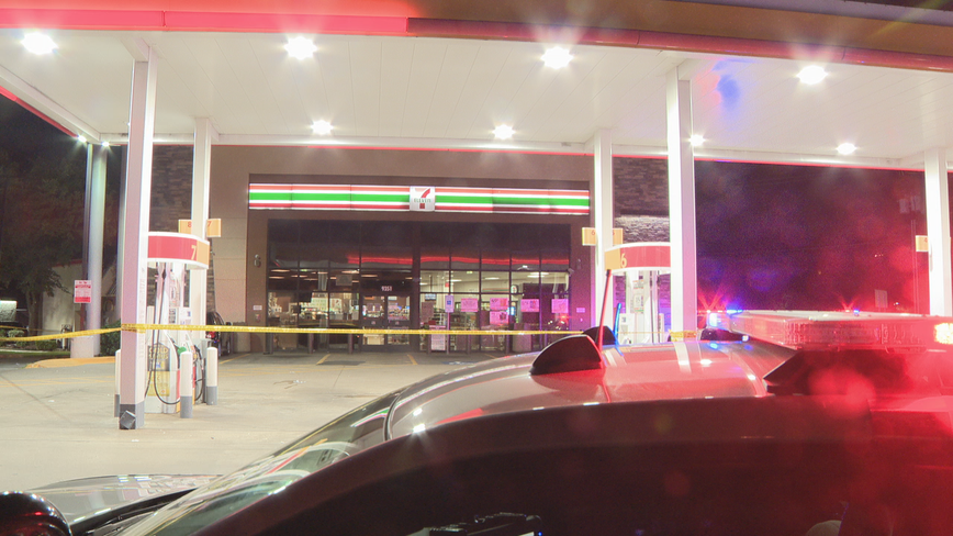7-Eleven store clerk shot during robbery