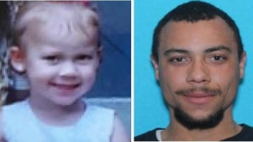 Alert issued for abducted two-year-old from Center, Texas