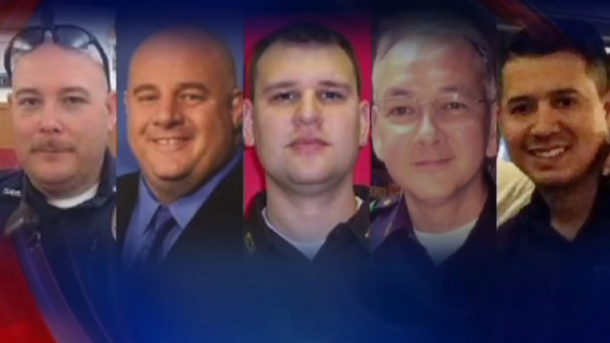 Tuesday marks 4 years since Dallas police ambush
