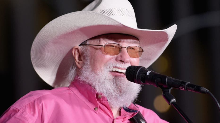 The Charlie Daniels Band Performs On