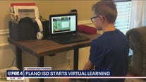 Students in Plano ISD start the year off with virtual learning