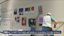 Make-A-Wish North Texas auctioning off artwork to help grant wishes