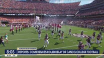 College football season in jeopardy