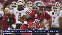 Dallas native opts out of playing football for Washington State due to COVID-19 concerns