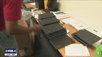 Massive undertaking underway as Dallas ISD distributes 60K iPads, laptops and hotspots