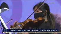Fort Worth Symphony Orchestra prepares for a new season