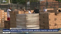 Mobile food pantry returns to Fair Park with more options