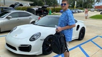 Florida man buys $140,000 Porsche with check printed from home computer