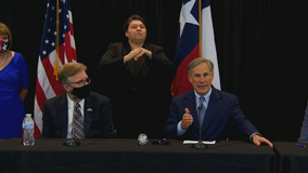 Gov. Abbott's legislative proposal would punish cities for defunding police departments