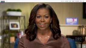 Michelle Obama at virtual DNC: Vote 'like our lives depend on it'