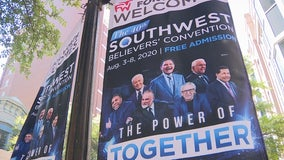 Tarrant County leaders unable to stop religious convention in Fort Worth that draws large crowd