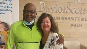 Dallas attorney on dialysis receives new kidney from his jeweler