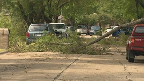 Sunday storms knock out power, internet for Allen ISD students learning virtually