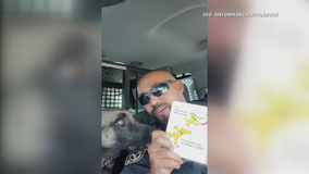 Prosper ISD officer's storybook rap video getting lots of attention