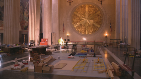 $14 million Hall of State restoration project nearly complete