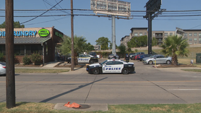 Dallas PD officer injured after being dragged by vehicle following traffic stop