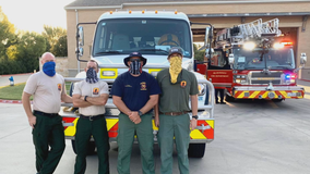 McKinney firefighters head southeast to clean up after hurricanes
