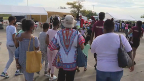 Hurricane Laura evacuees grateful for North Texas hospitality