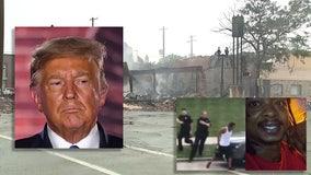 President Trump to visit Kenosha, plans to meet with law enforcement, survey damage