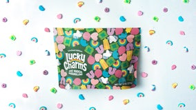 Lucky Charms releasing marshmallow-only pouches for a limited time