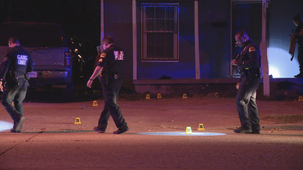 3 found with gunshot wounds near Fair Park