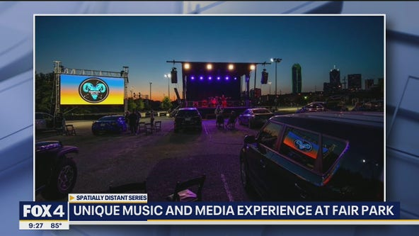 Fair Park hosts drive-in summer music and media series