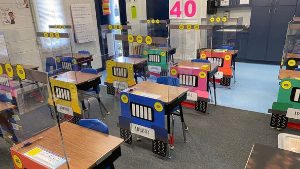 Irving ISD to give teachers $2,000 COVID-19 bonus in August