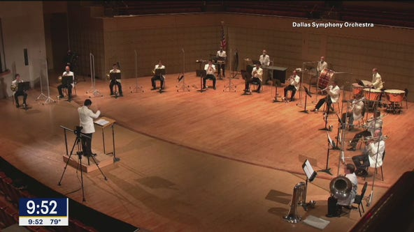 Dallas Symphony Orchestra returns to the stage