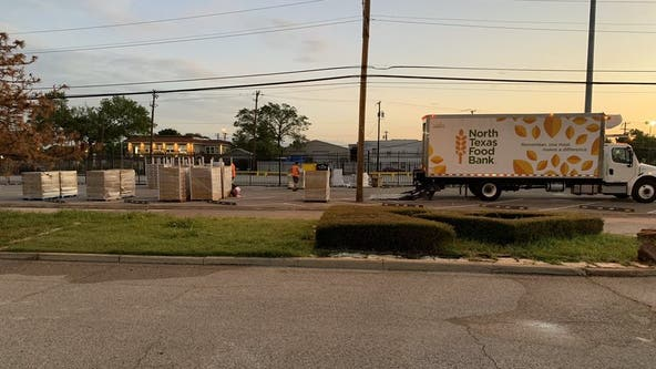 NTFB mobile pantry returns to Fair Park