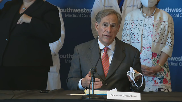 Gov. Abbott strongly urging Texans to get an early flu shot this season