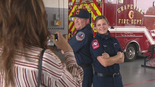 Grapevine Fire Department welcomes first father-daughter duo to its rankings