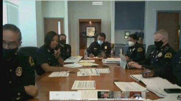 Dallas PD under scrutiny for lack of progress in crime reduction plan