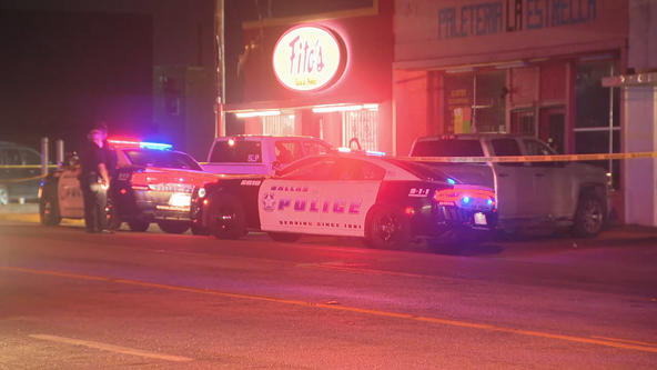 Woman found fatally shot in vehicle in West Oak Cliff